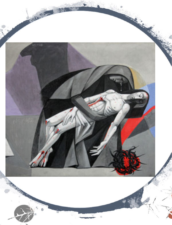 Station 13: Jesus Is Taken Down