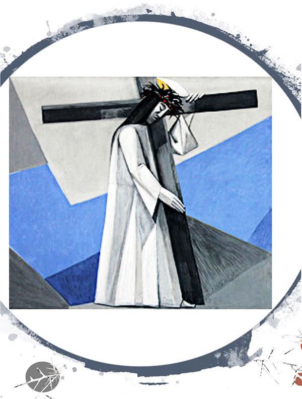 II: Jesus Takes His Cross